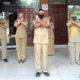 Para Guru di SDN3 Klepu tetap semangat mengajar dimasa pandemi Corona