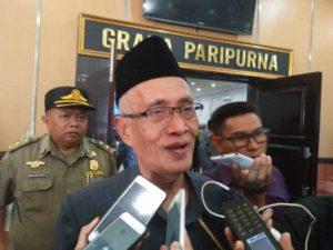 Bupati Bondowoso, Drs. KH. Salwa Arifin (sam)