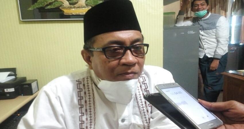Sekdakab Situbondo Drs H Syaifullah MM. (her)