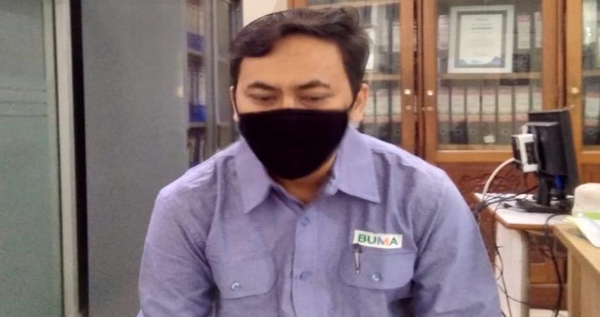 Wakil Kepala sekolah SMKN 4 Kota Malang, Eko Wahyudi.