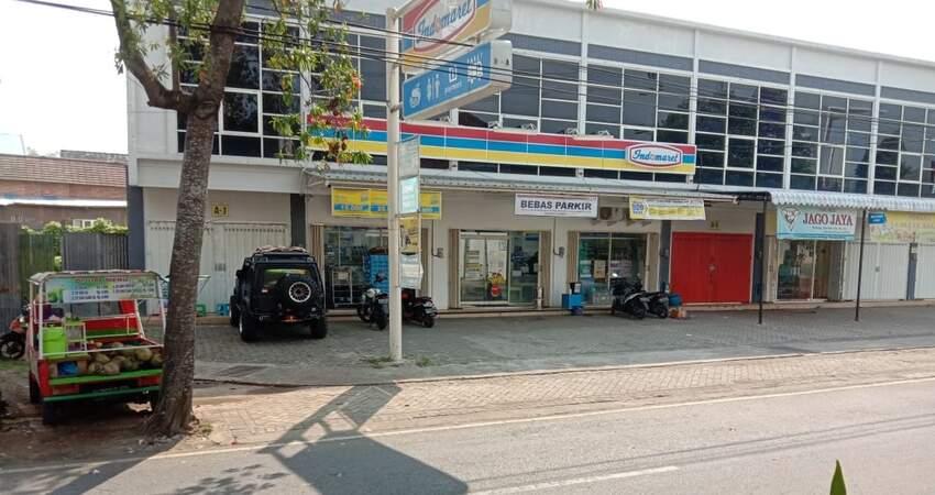 Indomaret Jl Mulyorejo . (ist)