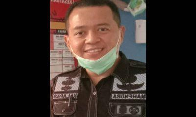 Kalapas Kelas II B Kabupaten Jombang, Mahendra Sulaksana.