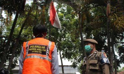 88 Warga Jember Terjaring Operasi Yustisi di Sukorambi