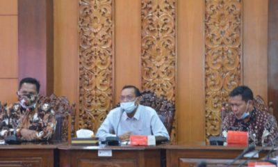 DPMD dan DPRD Sidoarjo Bahas Persiapan Pilkades Serentak