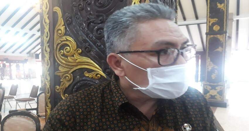 Kepala Dinas Pendidikan Kabupaten Malang, Rahmat Hardijono.