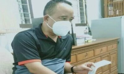 Sekretaris Dinas Pendidikan (Dispendik) Kabupaten Jember, Suko Winarno.
