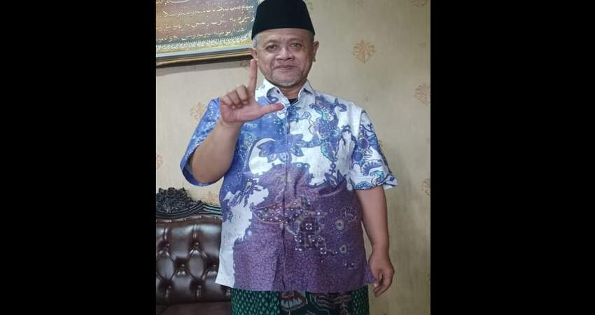 Ketua Dewan Syuro PKB Kabupaten Malang, KH. Hamim Kholili.