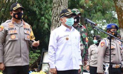 Pjs Bupati Mojokerto Bersama Kapolres Tanam Sejuta Pohon