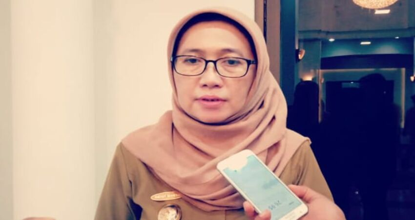 Wabup Lumajang, Ir Hj Indah Amperawati M.Si.