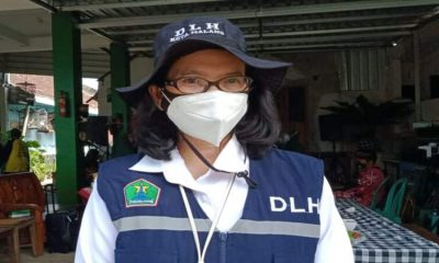 Kepala DLH Kota Malang, Rinawati.