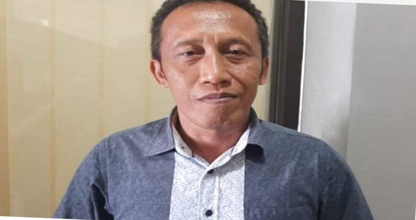 Ketua Komisi I DPRD Kabupaten Blitar, M. Sulistiono.