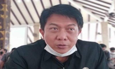 Kepala Dinas Pariwisata dan Budaya (Disparbud), Made Arya Wedhantara.