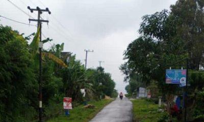 Wilayah Tenggara Kabupaten Malang Sempat Alami Hujan Abu Vulkanik Semeru