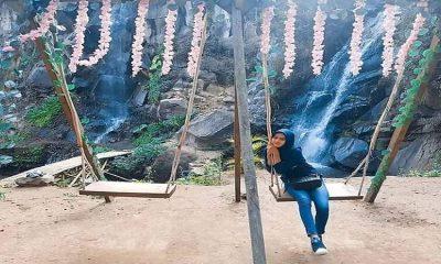 Wisata Coban Putri, Sensasi Air Terjun, Spot Foto dan Ayunan Mengarah ke Air Terjun