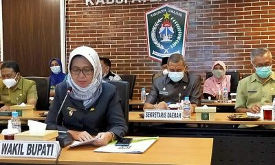 Eksekutif dan Legislatif Paripurna Penyertaan Modal Dalam Raperda 2021