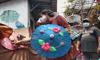 Kota Malang Kini Miliki Pasar Kesenian Payung