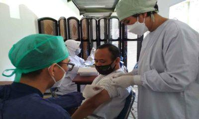 Dikbud Malang Targetkan Pertengahan Maret Rampung Vaksinasi 9873 Tenaga Pendidik