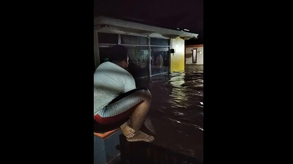 Dringu oh Dringu…Ribuan Rumah Kembali Terendam Banjir