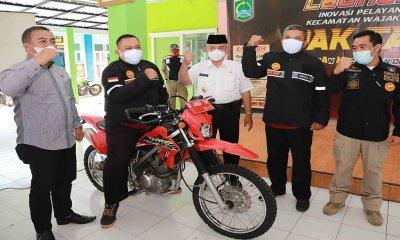 Inovasi Pelayanan Publik 'Pak Tarso' Dilaunching di Pendopo Kecamatan Wajak Malang