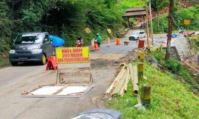 Jalur Pujon Menuju Kediri dan Jombang Sudah Bisa Dilintasi