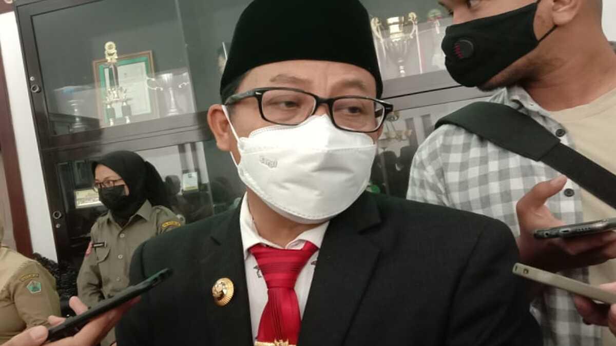 Kepala DPUPRPKP Malang Dilantik Jadi Penjabat Sekda