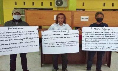 Ketua RT 01 Patokan Situbondo Ancam Laporkan Bupati ke Ombudsman Republik Indonesia