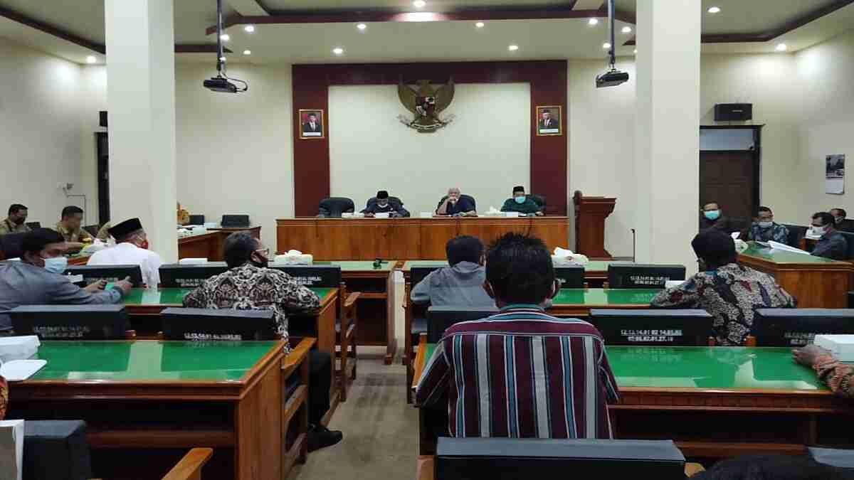 Komisi I DPRD Minta Persoalan Pilkades Tahun Lalu Tidak Terulang