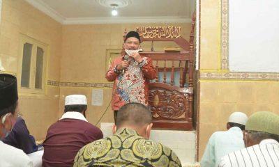 Penuhi Janji Kampanye, Sholat Jumat Pertama di Widoropayung dan Ingatkan Kerja Bersama untuk Kota Santri