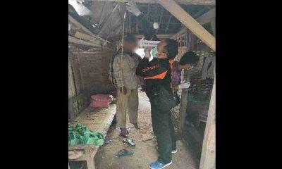 Pria Paruh Baya di Malang Gantung Diri di Pelataran Rumah