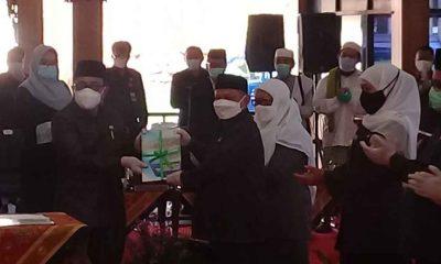 Usai Sertijab, Bupati Situbondo Minta Sekda Motivasi Camat Guna Diteruskan ke Desa dalam APBDes
