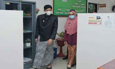 Wabup Trenggalek Kunjungi Sejumlah Kecamatan Guna Meningkatkan Koordinasi