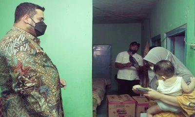 Wali Kota Probolinggo Berikan Bantuan untuk Keluarga Nur Komaria, Warga yang Curhat Via Pesan FB
