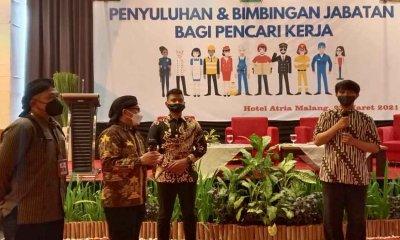 Wali Kota Sutiaji Beri Motivasi kepada Enterpreneur Muda