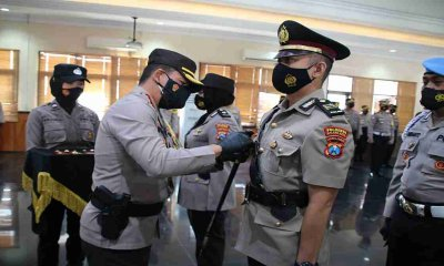 AKP Danang Yudanto Jabat Kasat Resnarkoba Polres Makota, Siap Berantas Peredaran Narkotika di Kota Malang