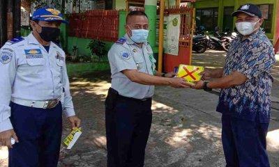 Antisipasi Kerumunan Jam Pulang Sekolah, Wali Kota Sutiaji Apresiasi Dishub