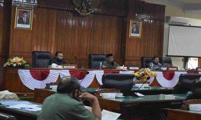 Banggar DPRD Trenggalek Pastikan Penggunaan Anggaran Covid-19 Sesuai Kebutuhan