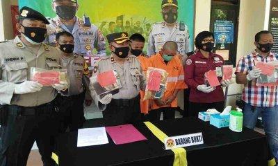 Baru Berencana Jual Sabu, Dua Sahabat Ditangkap Polisi
