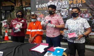 Bobol Dua Alfamart di Kota Malang, Maling ini Foya-Foya Dua Hari Dua Malam di Tretes