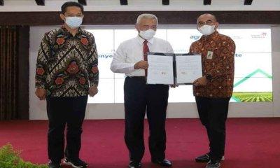 Bupati Malang Lakukan MoU Penyediaan Layanan Platform Agree Suite dengan PT Telkom Indonesia
