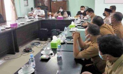 DPRD Kabupaten Jombang Hearing bersama Pekerja Seni Terkait Izin Pementasan