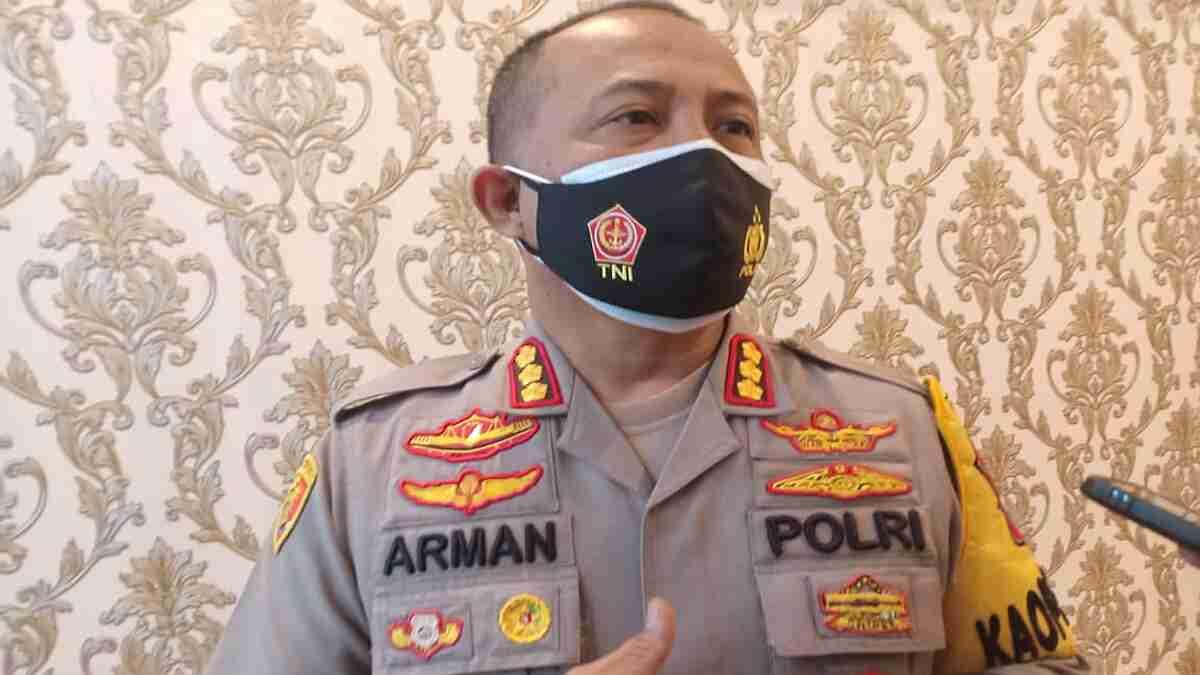 Diduga Pesta Sabu, Oknum Polisi, Kades dan Seorang Pengusaha Dikeler Polresta Banyuwangi