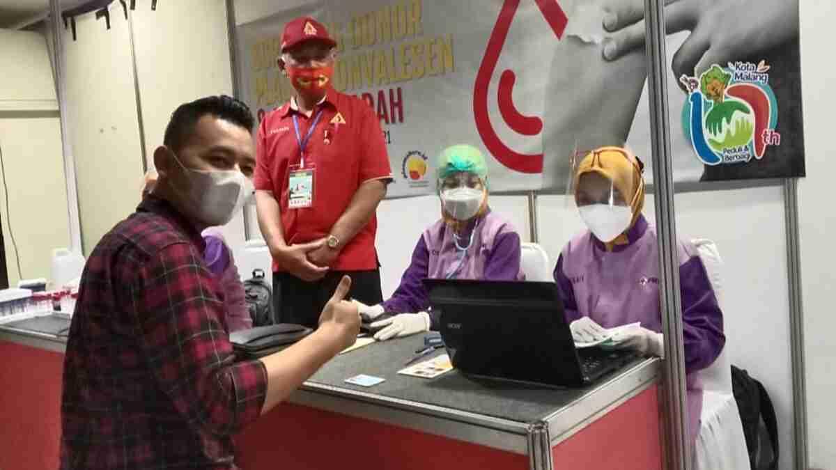 Dinkes Malang Launching Gerakan Seribu Labu Plasma