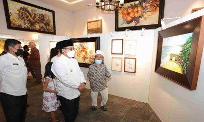IDSBA dan Sadikin Pard Gallery Gelar Pameran Pengumpulan Dana untuk YPAC Malang