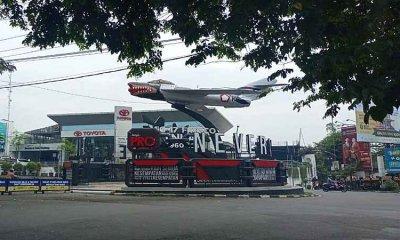 IMB Belum Beres 'Tebar Pesona', Pjs Sekda Semprot Reklame di Monumen Pesawat Suhat