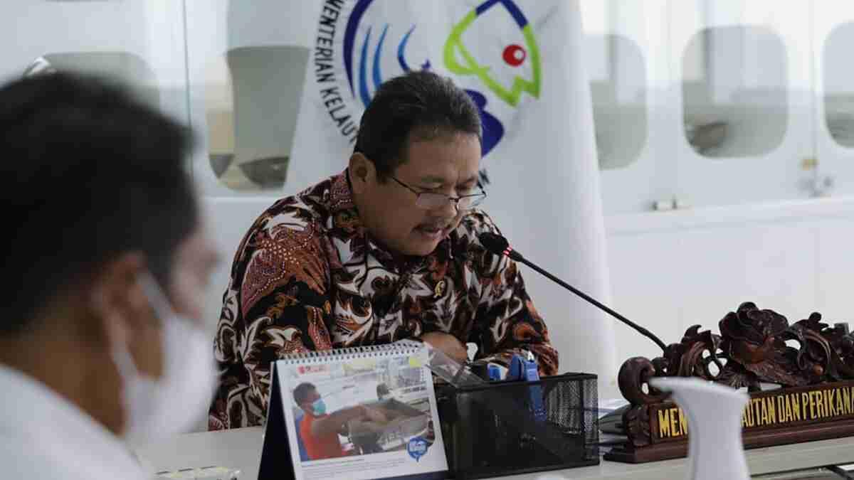 KKP Dorong Tingkatkan Produktifitas Sektor Kelautan dan Perikanan di Provinsi Aceh