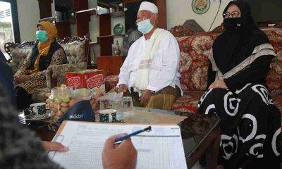Ketua MUI Probolinggo Ikuti Pendataan Keluarga