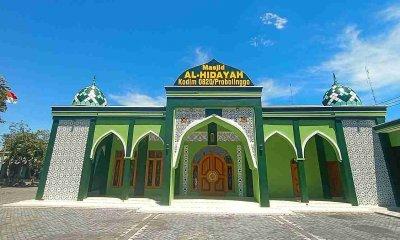 Kodim 0820 Telah Menyelesaikan Masjid Al-Hidayah