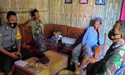 Koramil Wonomerto Gelar Komsos Anjangsana Kepada Warga Binaan