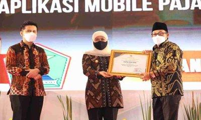 Kota Malang Raih Penghargaan Perencanaan Pembangunan Daerah Tingkat Provinsi