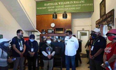 Melalui 'Mbloesoekan -en Djagongan Bouwplan II', Bung Edi Ajak Kembangkan Wisata Kota Malang